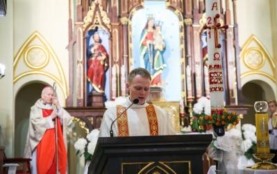 Ksiądz z naszej parafii
